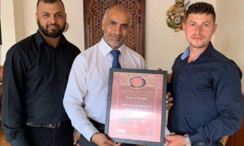 Restaurant Award