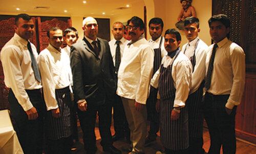 Rose of Bengal team